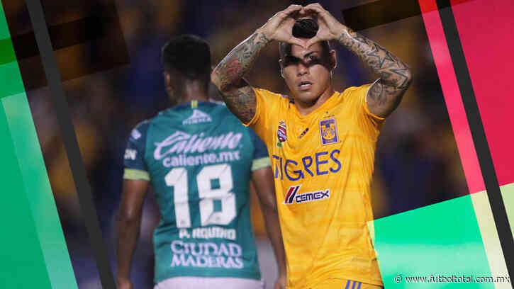 Eduardo Vargas saldría de Tigres UANL