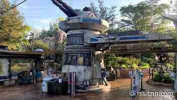Exclusive: Inside the innovative Disney ride that's key to its Star Wars strategy