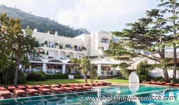 Jumeirah Group to Open Capri Palace, Jumeirah in April 2020