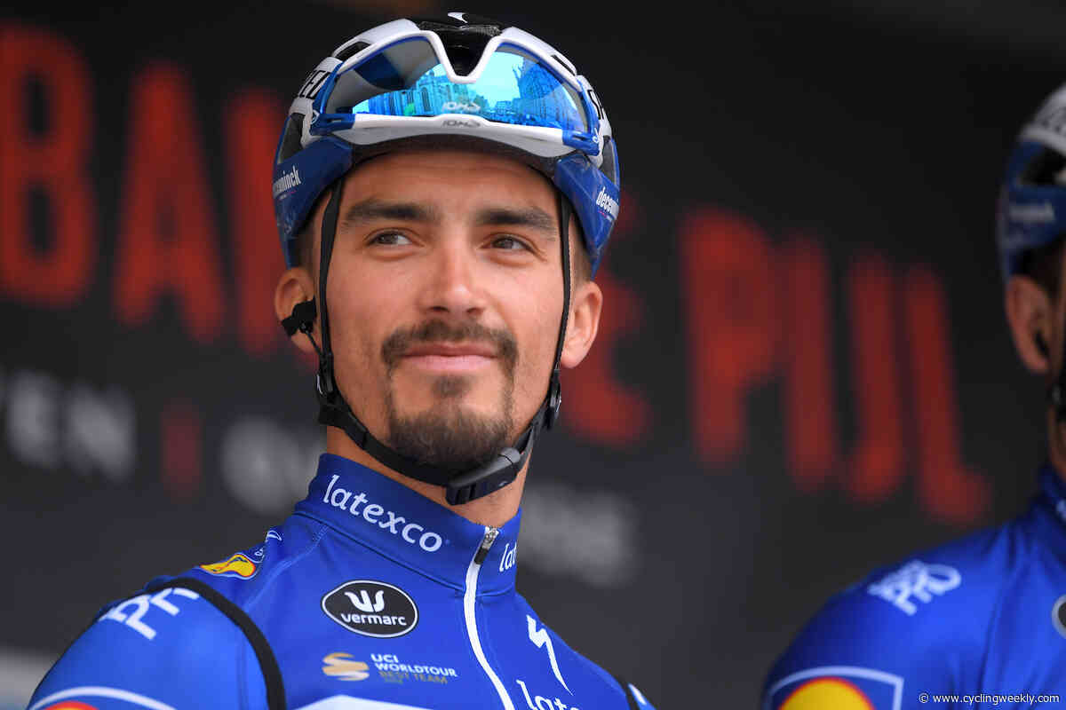 Julian Alaphilippe will take on Tour of Flanders for the first time