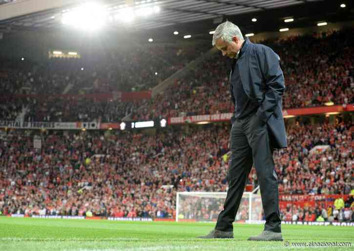 """Mourinho: """"Old Trafford es volver a un sitio donde fui feliz"""""""