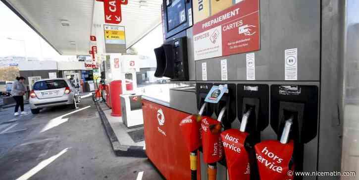 Pénurie de carburants: les Alpes-Maritimes et le Var seront-ils touchés?
