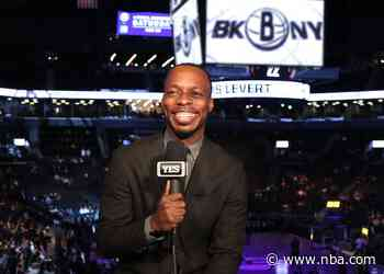 Michael Grady Makes the Brooklyn Nets Connect for YES