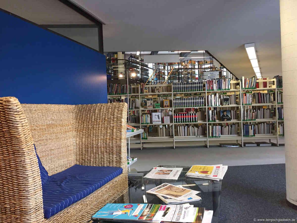 Erste Samstagsöffnung der Stadtbücherei Bergisch Gladbach am 7. Dezember mit literarischem Brunch