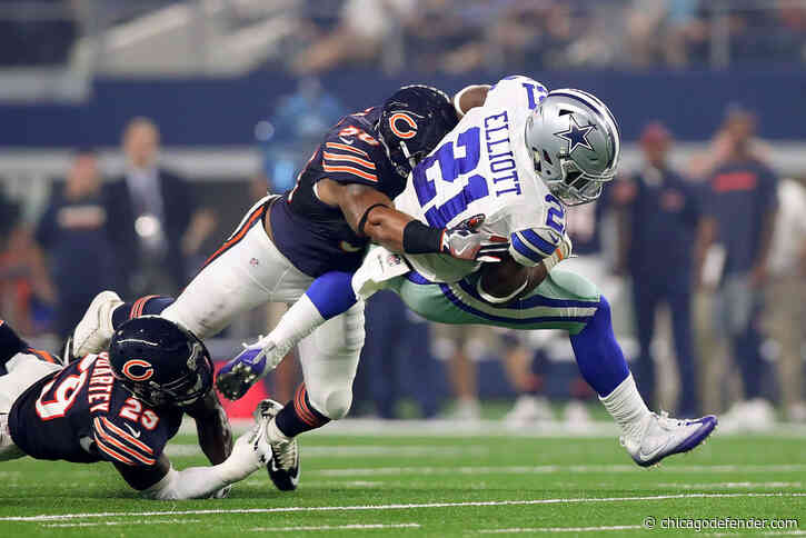 Battle of the mediocre: Dallas Cowboys at Chicago Bears