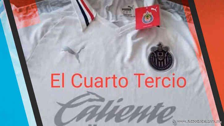Filtran tercer jersey de Chivas para el Clausura 2020