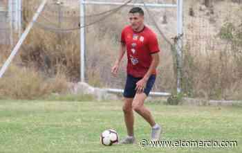 Carlos Garcés, desde la clínica, confía en recuperarse para la semifinal de vuelta de la LigaPro