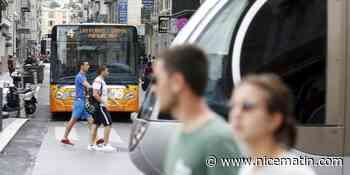 Près d'une centaine de lignes de bus à l'arrêt lors de la grève de jeudi dans la Métropole Nice Côte d'Azur