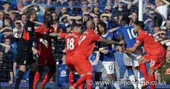 The Liverpool v Everton derby stat which bucks the trend