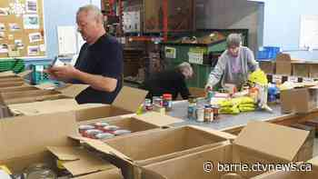 Ontarians with full and part-time jobs increasingly using food banks: Report