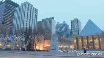 A milder, gentler winter forecast for Edmonton