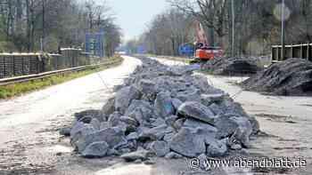 Wilhelmsburger Reichsstraße: Eine Schnellstraße verschwindet