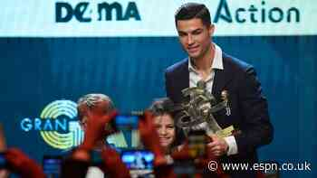 Ronaldo's sister slams Van Dijk Ballon d'Or jibe