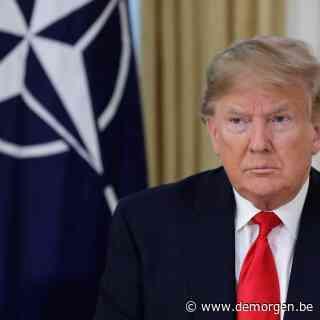 ▶ Trump en Macron in de clinch: 'Wil je een paar aardige IS-strijders? Ik zou ze je kunnen geven'