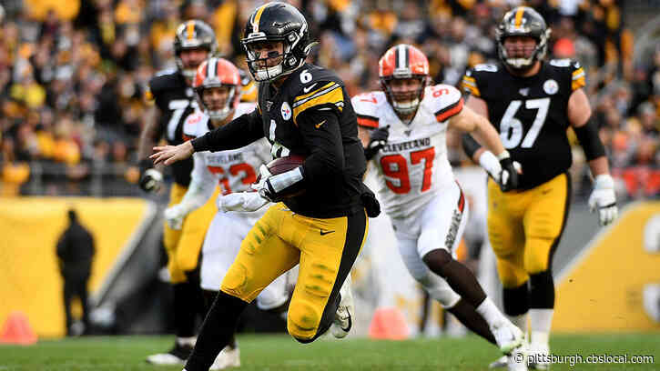 Pittsburgh Steelers Head Coach Mike Tomlin Says Devlin Hodges Will Start Again This Week Against Arizona Cardinals