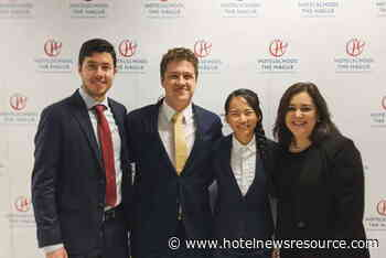 HFTP Cougar Chapter Member Shines in Amsterdam Team Competition