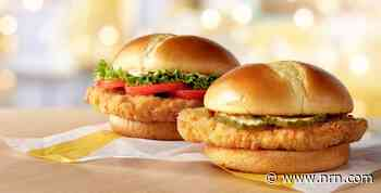 Here are the McDonald's locations testing the Crispy Chicken Sandwich in four states