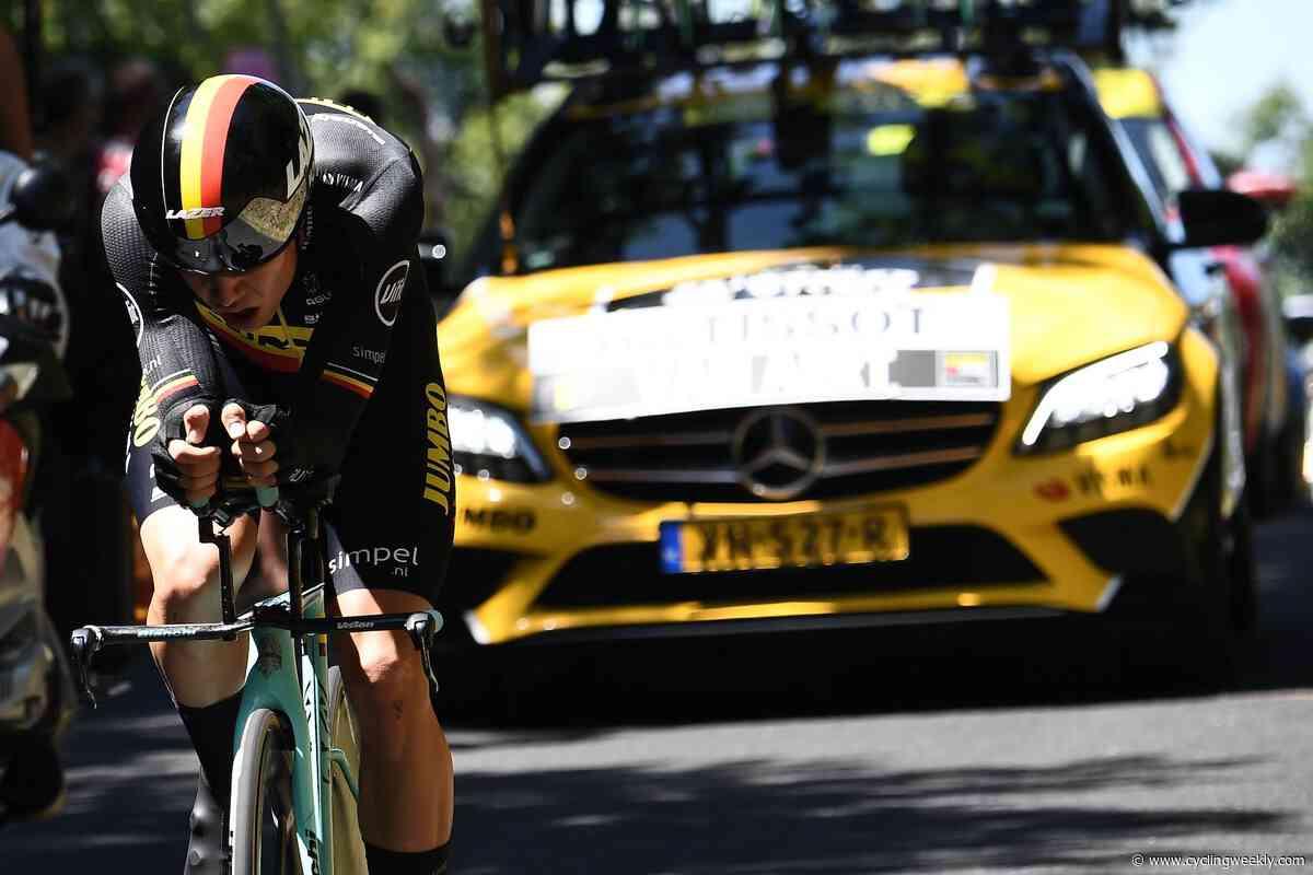 Wout Van Aert describes pain of Tour de France injury ahead of racing return