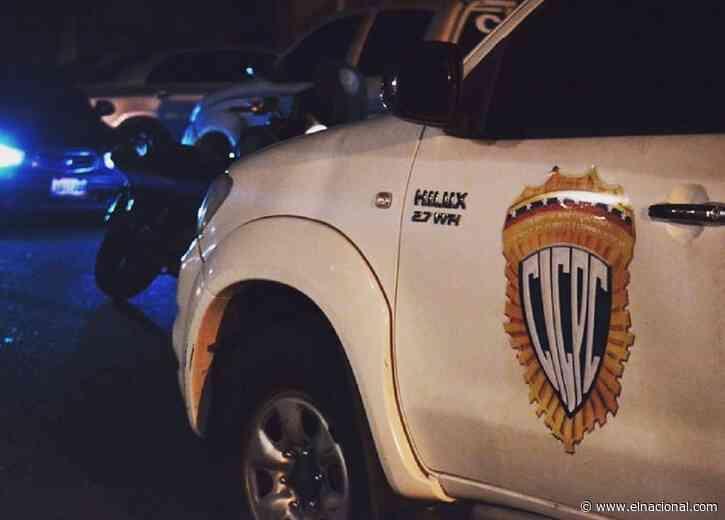 Cuatro presos por robo y homicidio de taxista en Bolívar
