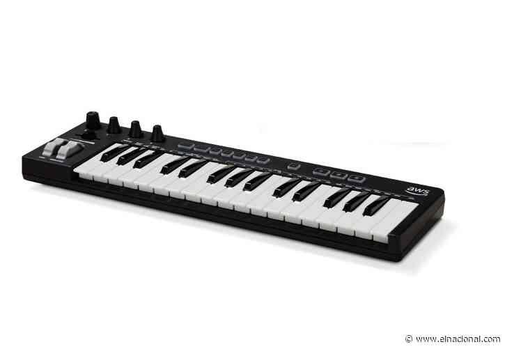 Amazon presentó un teclado musical que compone mediante aprendizaje automático
