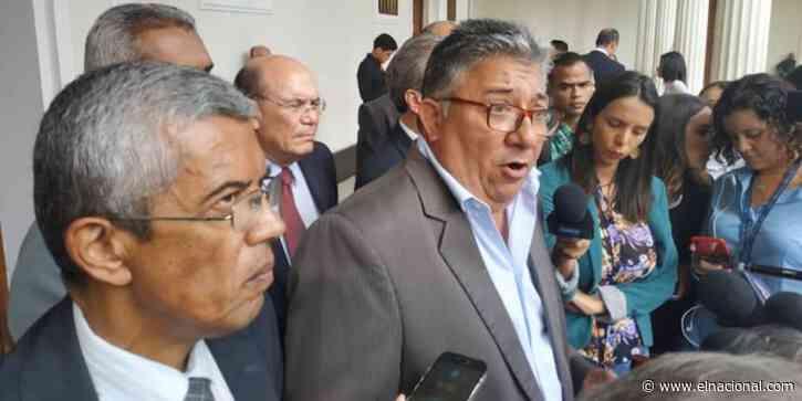 "Diputado José Luis Pirela: ""Nunca me han sobornado"""