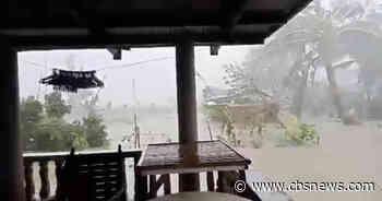World View: Typhoon slams Philippines, smoke smothers Sydney, Greta Thunberg arrives in Lisbon