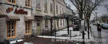 Grande Allée: l'immeuble de l'ancien Ashton officiellement vendu