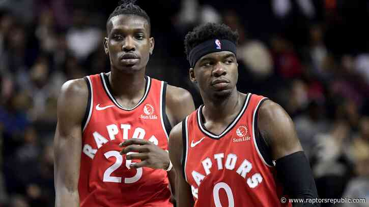 Toronto Raptors Roster Depth Impetus for Team Success Despite Injuries