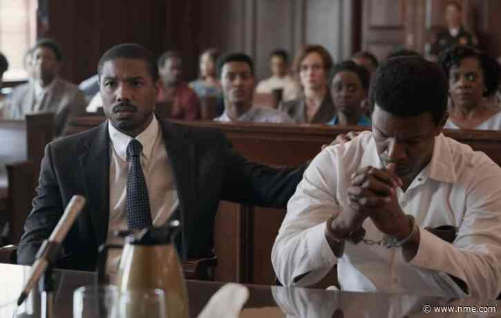 Watch the powerful new trailer for 'Just Mercy' starring Jamie Foxx and Michael B. Jordan