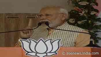 Jharkhand Assembly election 2019: PM Modi attacks Congress-JMM alliance, calls it corrupt