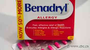 Moving Benadryl behind counter won't resolve safety concerns: pharmacists