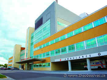 Hospital ER readies for busy time of year