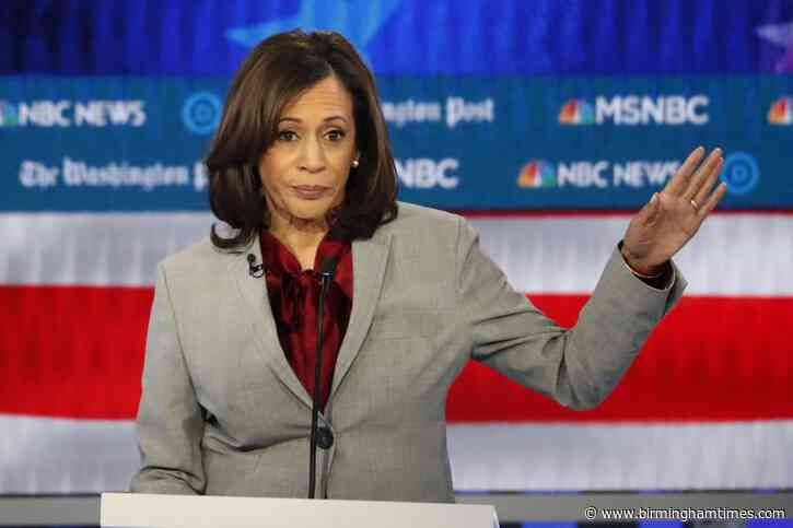 AP Source: Harris to end Democratic presidential campaign