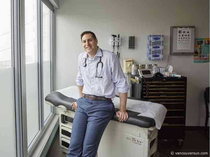 Eric Cadesky: Should clinics turn away those who are not 'their' patients?
