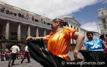 Fuerte sol en las mañanas y lluvias en la tarde durante las fiestas de Quito