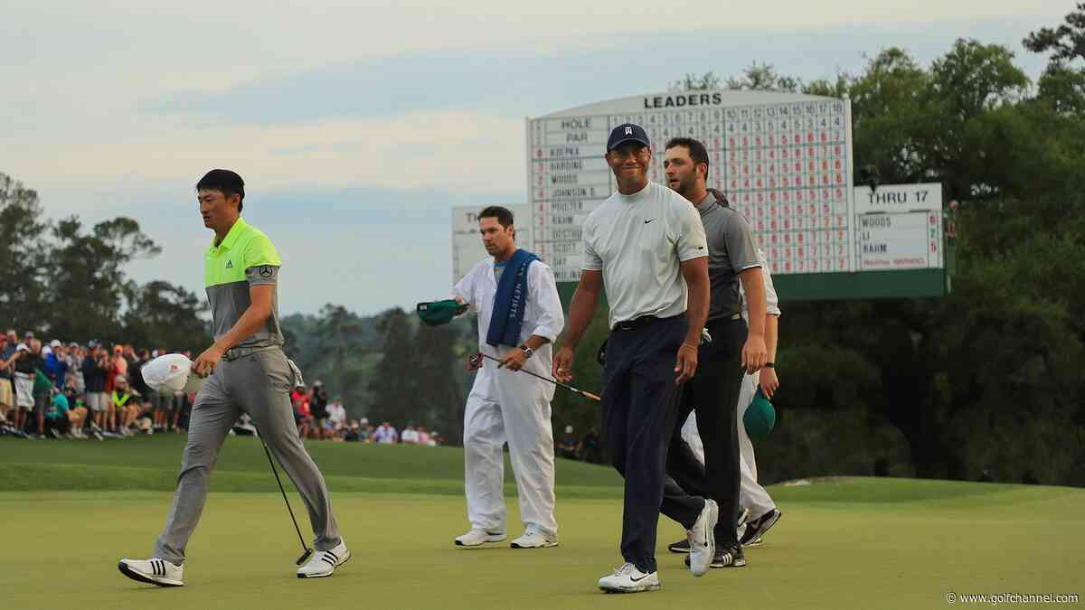 Why the Masters could have its largest field since 1966