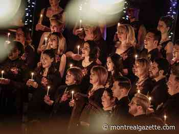 Lyric Singers usher in the Christmas spirit with song