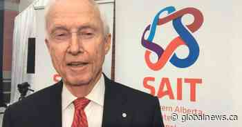 SAIT receives $30-million donation from Calgary philanthropist David Bissett