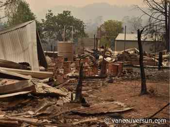 Seven B.C. firefighting staff sent to help fight Australian wildfires