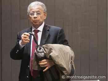 Ex-SNC-Lavalin executive Sami Bebawi won't present defence