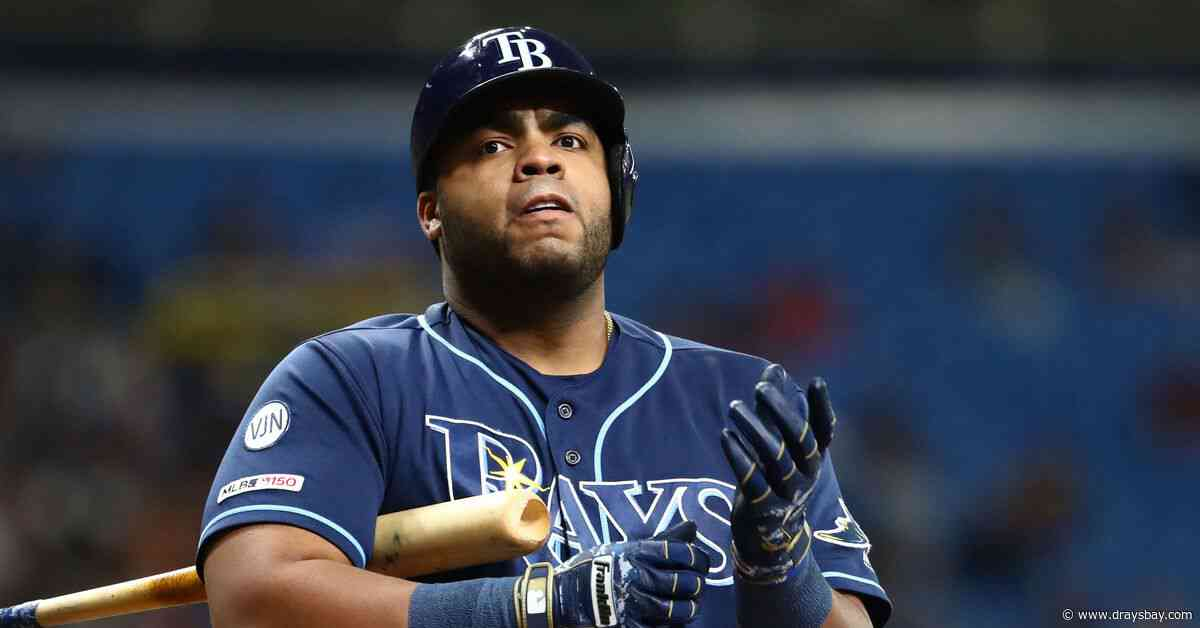 Jesus Aguilar claimed by Miami Marlins