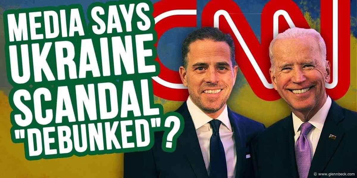 Joe & Hunter Biden, Burisma scandal DEBUNKED? CNN, media work to shift narrative on Ukraine