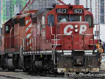 CP Rail worker dies on job in Port Coquitlam