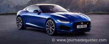 La Jaguar F-TYPE sera encore plus sexy pour 2021