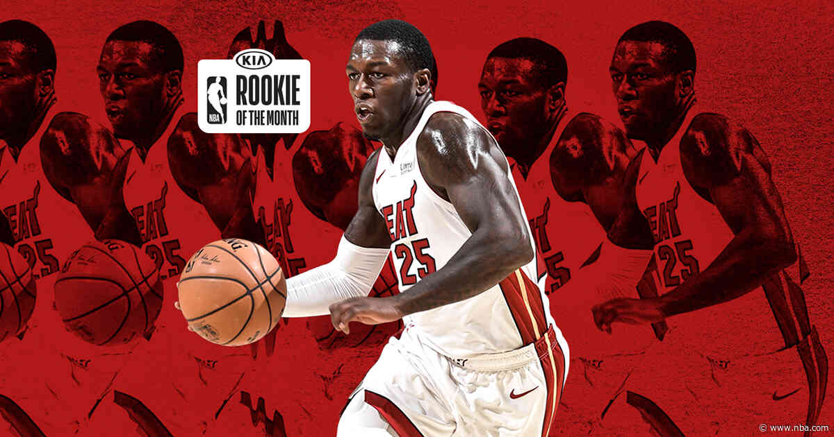 Nunn Wins Eastern Conference Rookie Of The Month