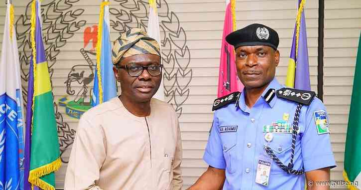 Lagos Govt. reviews security architecture for safety of residents