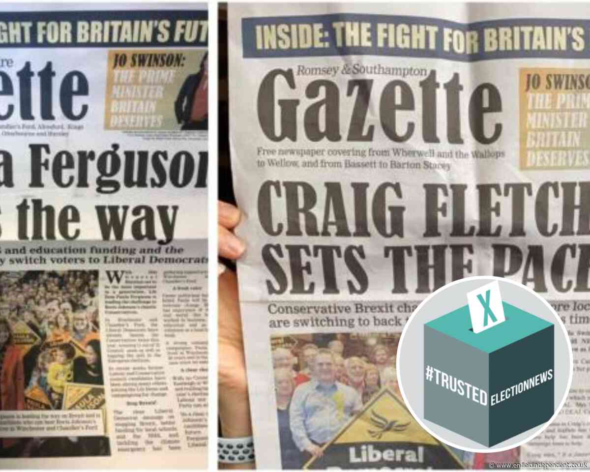 Why we're taking a stand against fake newspapers