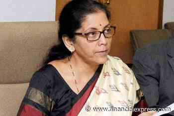 Sitharaman to meet state FMs today: Steps to boost GST revenue on agenda