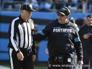 Looking long-term, Panthers fire Rivera with 4 games left in 2019 season