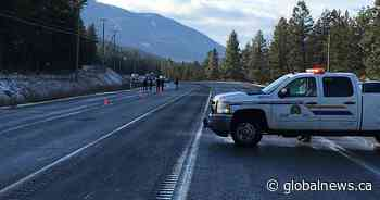 UPDATE: Police say shots allegedly fired in Highway 97 closure